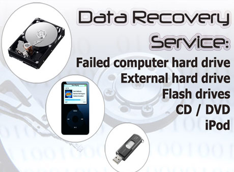 Computer Data Recovery Service In Gurgaon